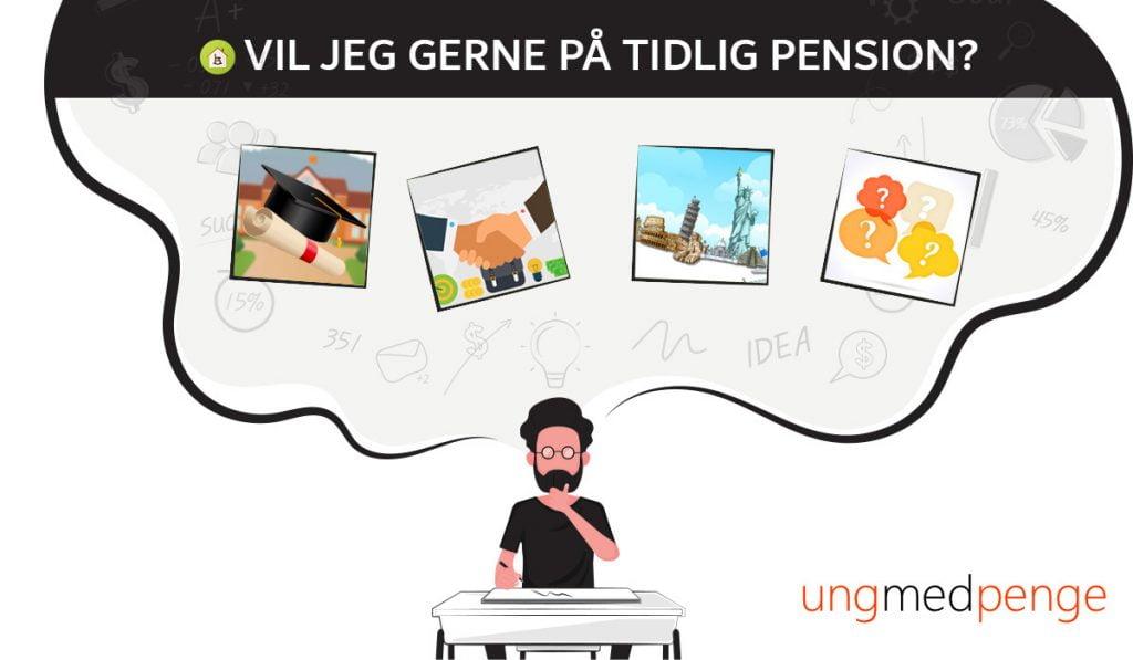 Tidlig pension - hvorfor?